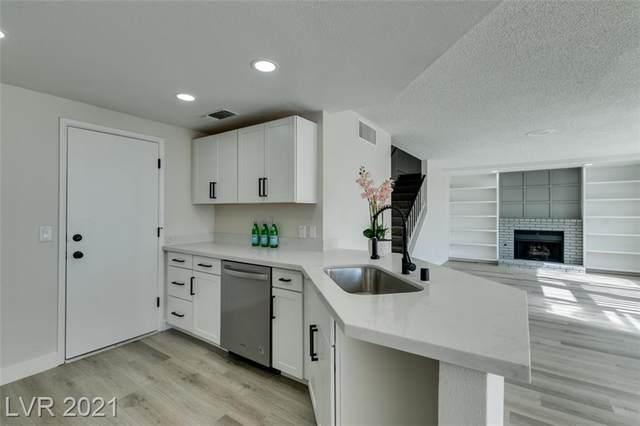 117 Logansberry Lane, Las Vegas, NV 89145 (MLS #2286530) :: Custom Fit Real Estate Group