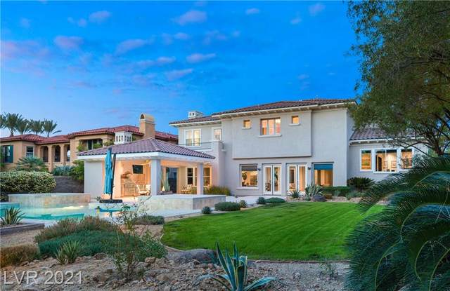 11877 Oakland Hills Drive, Las Vegas, NV 89141 (MLS #2286547) :: Billy OKeefe | Berkshire Hathaway HomeServices
