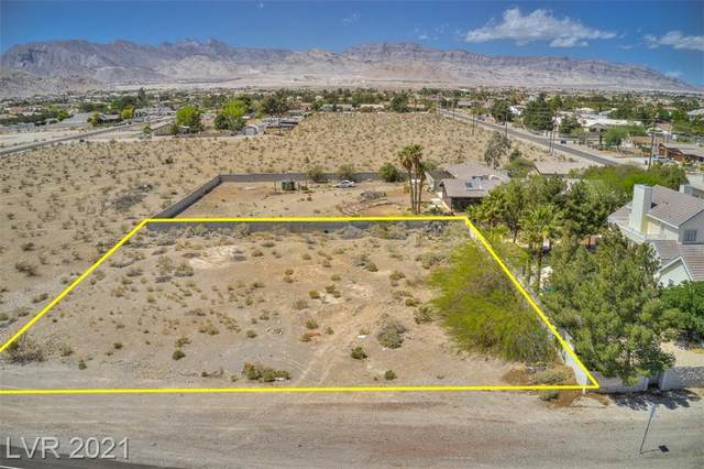 0 N El Capitan Way, Las Vegas, NV 89149 (MLS #2286566) :: Signature Real Estate Group