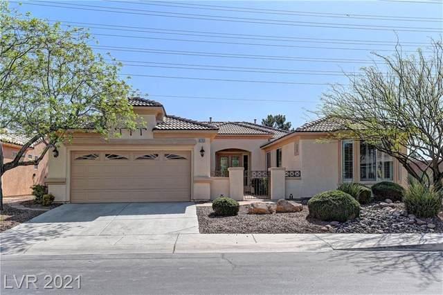 4250 Cascada Piazza Lane, Las Vegas, NV 89135 (MLS #2286572) :: Lindstrom Radcliffe Group