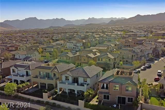 420 Vigo Port Street, Las Vegas, NV 89138 (MLS #2286576) :: The Shear Team