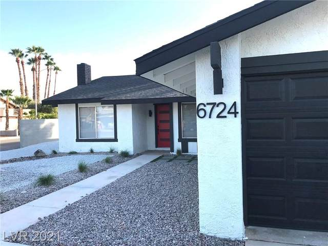 6724 Garden Grove Avenue, Las Vegas, NV 89103 (MLS #2286577) :: Signature Real Estate Group