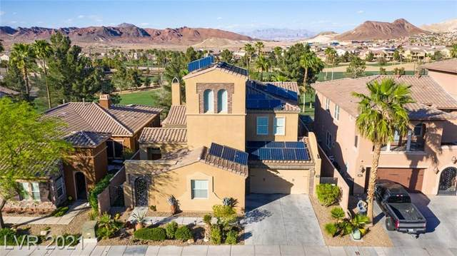 472 Punto Vallata Drive, Henderson, NV 89011 (MLS #2286578) :: Signature Real Estate Group