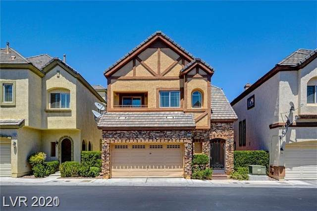 9176 Worsley Park Place, Las Vegas, NV 89145 (MLS #2286585) :: Custom Fit Real Estate Group