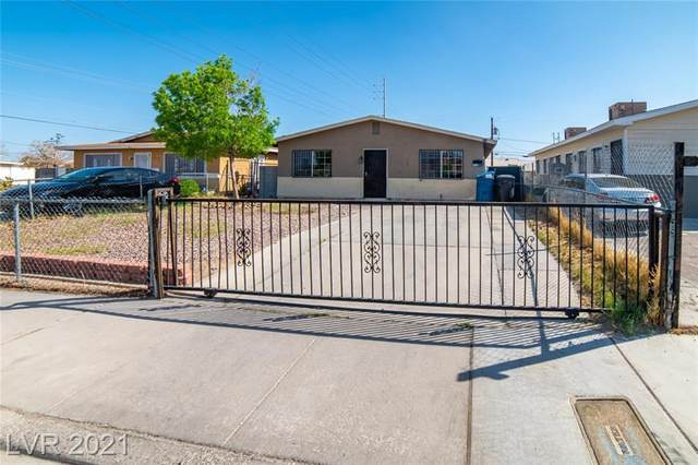 929 Miller Avenue, Las Vegas, NV 89106 (MLS #2286602) :: Lindstrom Radcliffe Group