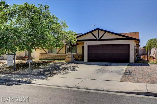 750 Willow Avenue, Henderson, NV 89002 (MLS #2286604) :: Signature Real Estate Group