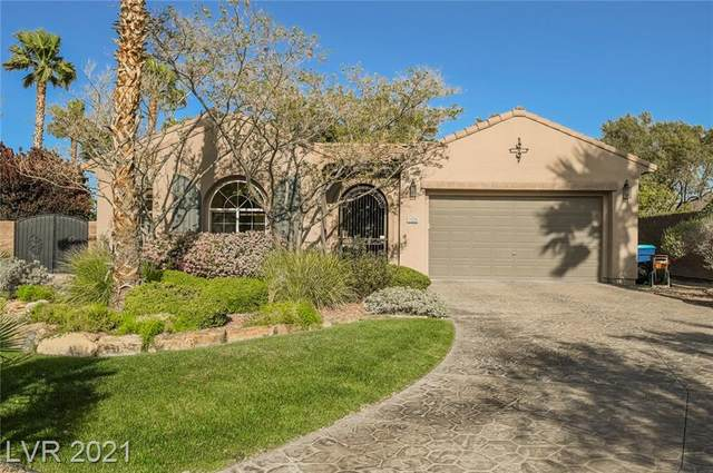 11329 Altura Vista Drive, Las Vegas, NV 89138 (MLS #2286614) :: Custom Fit Real Estate Group