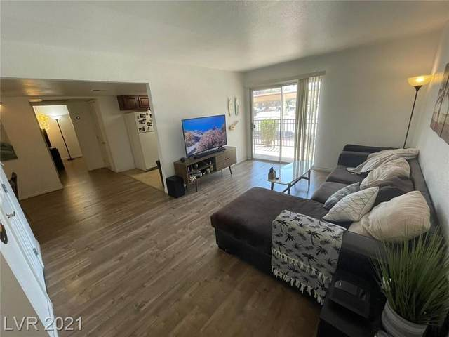 5060 Indian River Drive #387, Las Vegas, NV 89103 (MLS #2286616) :: The Shear Team
