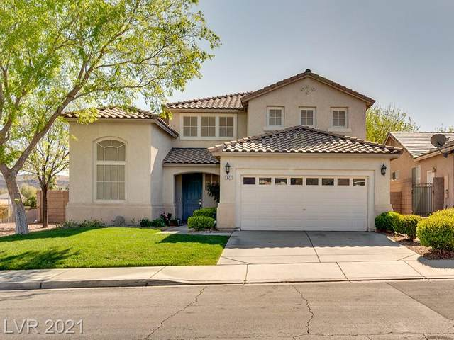 1372 Adagietto Drive, Henderson, NV 89052 (MLS #2286620) :: Jeffrey Sabel