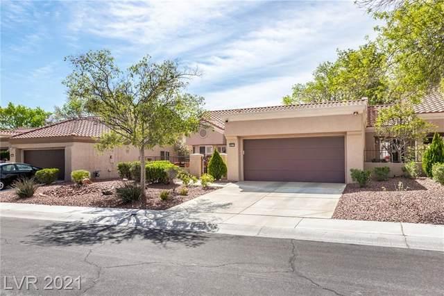 8825 Faircrest Drive, Las Vegas, NV 89134 (MLS #2286624) :: Vestuto Realty Group