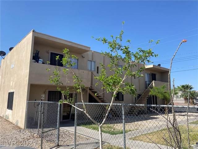 1312 22nd Street, Las Vegas, NV 89101 (MLS #2286628) :: The Shear Team