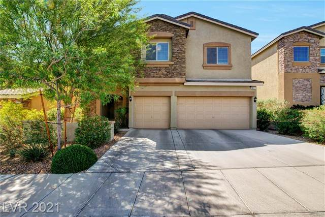 837 Motherwell Avenue, Henderson, NV 89012 (MLS #2286629) :: Signature Real Estate Group