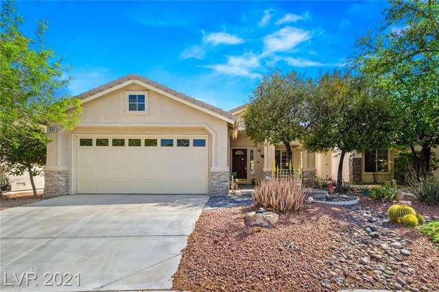 1644 Eagle Peak Way, Las Vegas, NV 89134 (MLS #2286631) :: Custom Fit Real Estate Group
