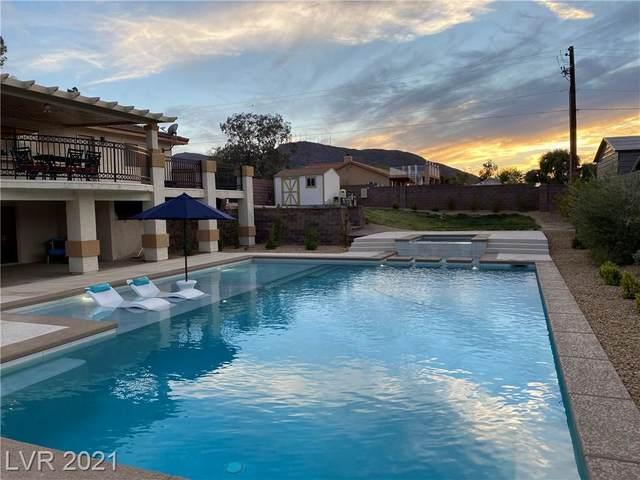 350 Longacres Drive, Henderson, NV 89015 (MLS #2286632) :: Signature Real Estate Group