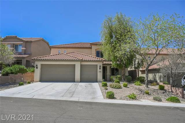 2589 Chateau Clermont Street, Henderson, NV 89044 (MLS #2286635) :: Custom Fit Real Estate Group