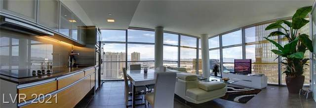 3722 Las Vegas Boulevard #2202, Las Vegas, NV 89158 (MLS #2286636) :: The Shear Team