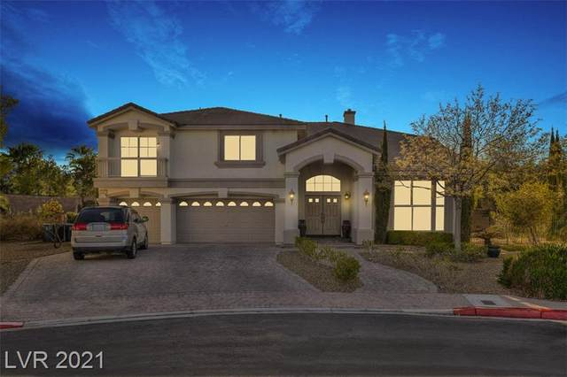 10991 Holyrood Court, Las Vegas, NV 89141 (MLS #2286649) :: Custom Fit Real Estate Group