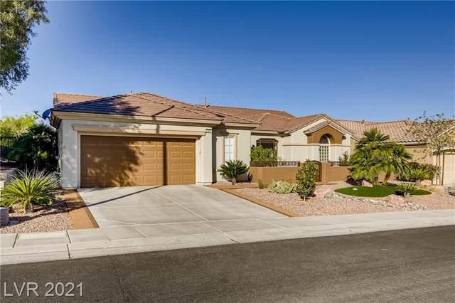 1843 June Lake Drive, Henderson, NV 89052 (MLS #2286655) :: Signature Real Estate Group