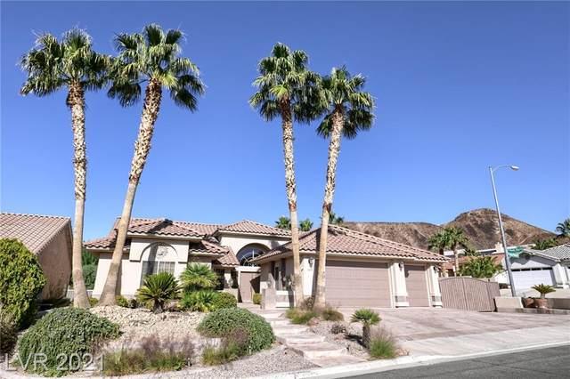 1165 Calico Ridge Drive, Henderson, NV 89011 (MLS #2286659) :: Jeffrey Sabel