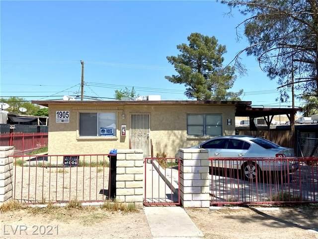 1905 Stewart Avenue, Las Vegas, NV 89101 (MLS #2286665) :: The Shear Team