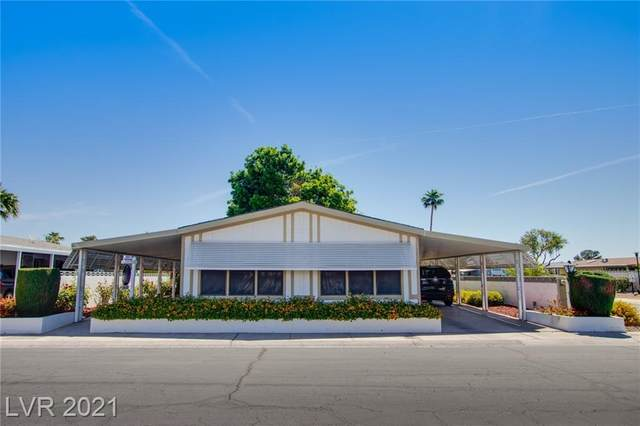 3174 La Barca Lane, Las Vegas, NV 89122 (MLS #2286697) :: Custom Fit Real Estate Group