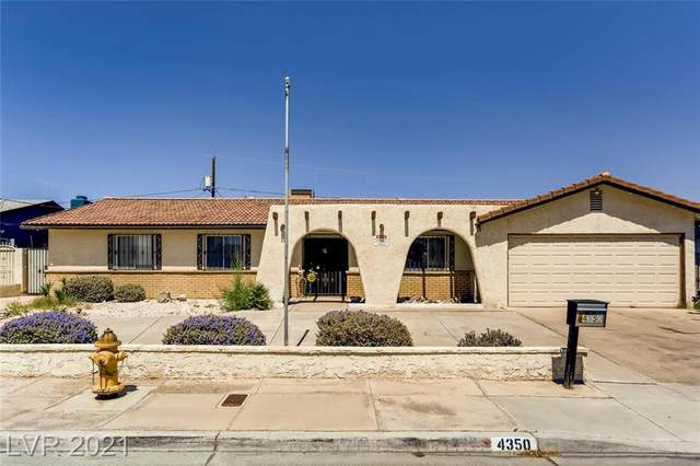 4350 Chicago Avenue, Las Vegas, NV 89104 (MLS #2286698) :: Jeffrey Sabel