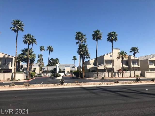6250 Flamingo Road #49, Las Vegas, NV 89103 (MLS #2286708) :: The Shear Team