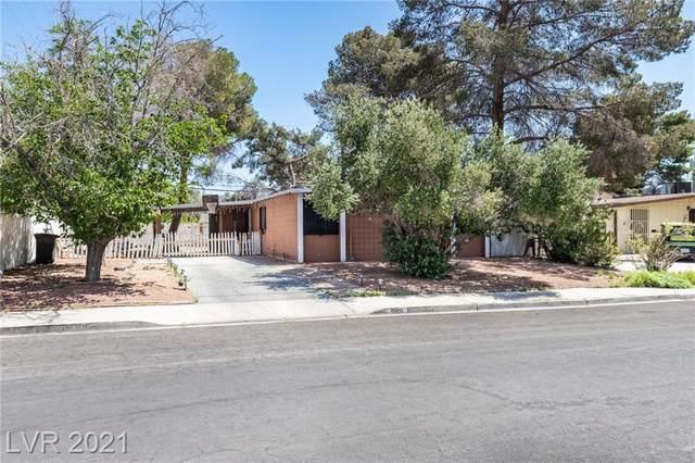 1520 Teton Street, Las Vegas, NV 89101 (MLS #2286714) :: Signature Real Estate Group