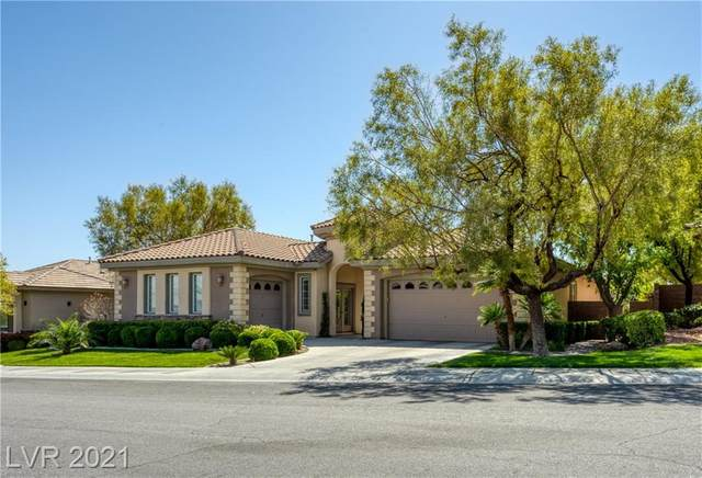 11609 Cameo Avenue, Las Vegas, NV 89138 (MLS #2286720) :: Billy OKeefe | Berkshire Hathaway HomeServices