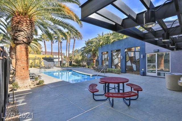9050 Tropicana Avenue #1150, Las Vegas, NV 89147 (MLS #2286733) :: Kypreos Team
