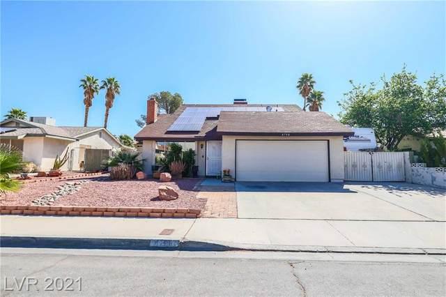 4798 Castle Rock Court, Las Vegas, NV 89147 (MLS #2286741) :: Vestuto Realty Group