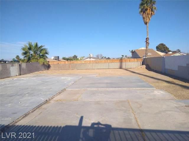 5240 Denning Street, Las Vegas, NV 89122 (MLS #2286753) :: The Shear Team
