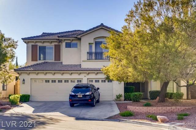 4804 Laurentia Avenue, Las Vegas, NV 89141 (MLS #2286756) :: Jeffrey Sabel