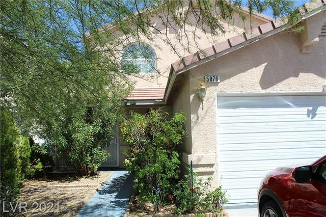 5876 Lenapee Court, Las Vegas, NV 89113 (MLS #2286758) :: Kypreos Team