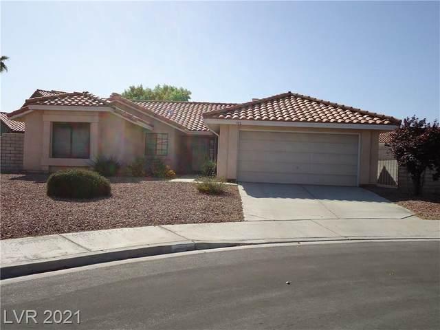 392 Bradford Drive, Henderson, NV 89074 (MLS #2286774) :: Signature Real Estate Group