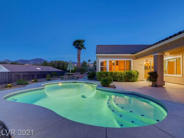 2012 Colvin Run Drive, Henderson, NV 89052 (MLS #2286796) :: Signature Real Estate Group
