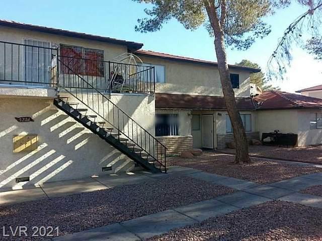 5274 Maryland, Las Vegas, NV 89119 (MLS #2286806) :: Galindo Group Real Estate