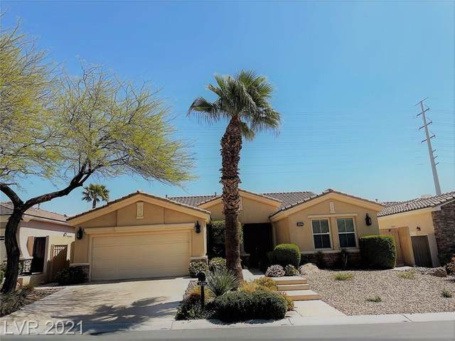3296 Rabbit Brush Court, Las Vegas, NV 89135 (MLS #2286807) :: Vestuto Realty Group