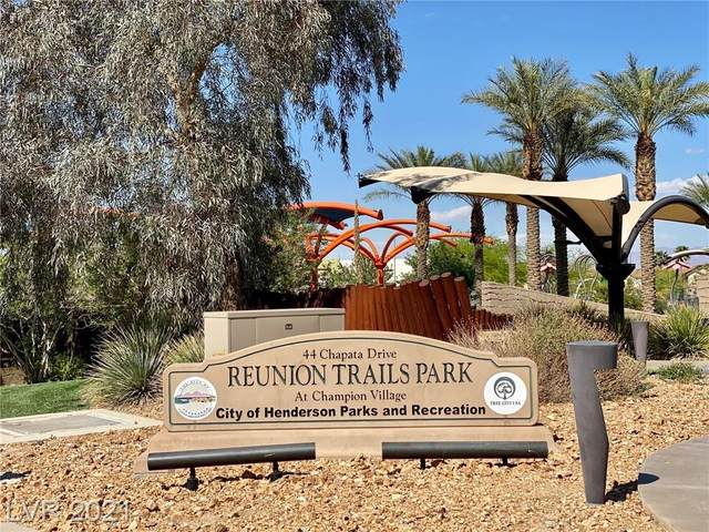 1314 Jewelstone Circle, Henderson, NV 89012 (MLS #2286808) :: Signature Real Estate Group
