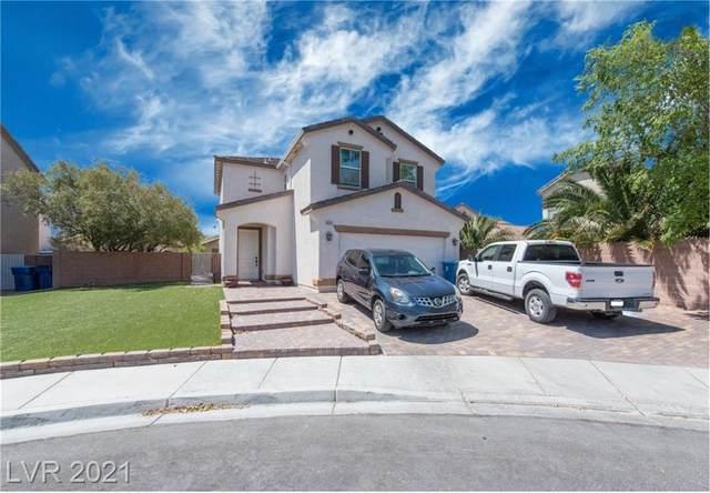 8433 Debellis Creek Court, Las Vegas, NV 89131 (MLS #2286815) :: Signature Real Estate Group