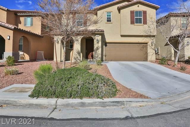 344 Woodsfield Court, Las Vegas, NV 89183 (MLS #2286816) :: Vestuto Realty Group