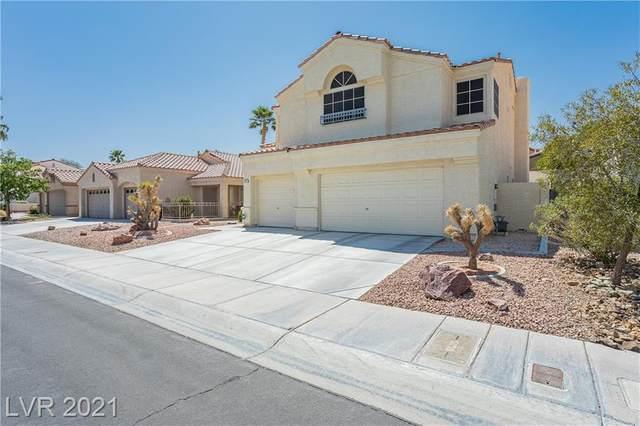 3321 Moon River Street, Las Vegas, NV 89129 (MLS #2286818) :: Jeffrey Sabel