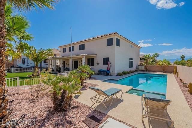 520 Sunset Villa Drive, Las Vegas, NV 89110 (MLS #2286847) :: Signature Real Estate Group