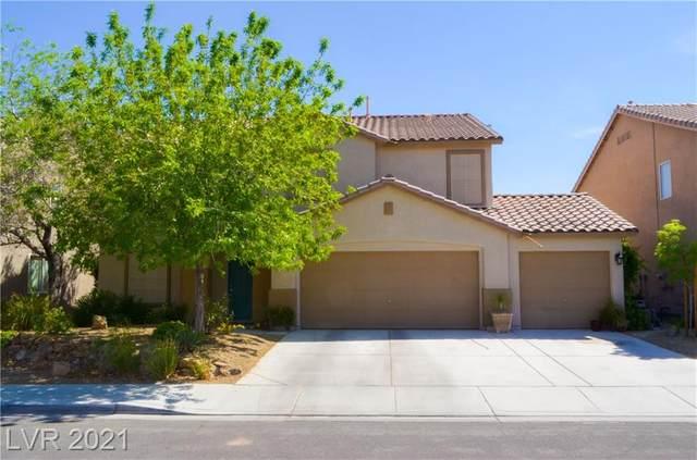 277 Maddelena Avenue, Las Vegas, NV 89183 (MLS #2286879) :: Jack Greenberg Group