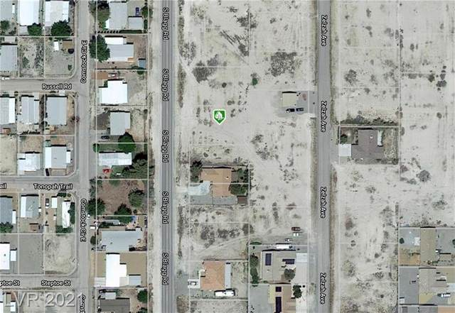 1191 Blagg Road, Pahrump, NV 89048 (MLS #2286900) :: The Shear Team