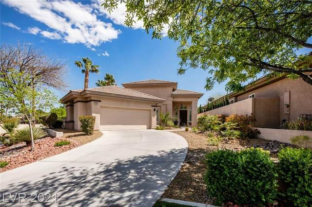 628 Summer Mesa Drive, Las Vegas, NV 89144 (MLS #2286904) :: Signature Real Estate Group