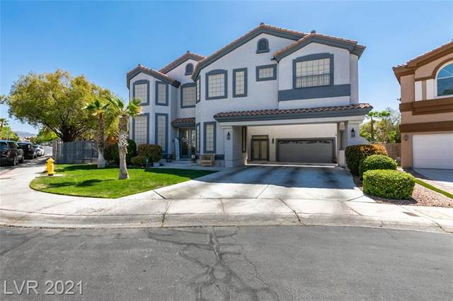 1313 European Drive, Henderson, NV 89052 (MLS #2286909) :: Signature Real Estate Group