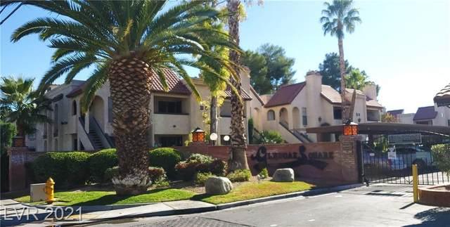 1751 Reno Avenue #129, Las Vegas, NV 89119 (MLS #2286913) :: The Shear Team