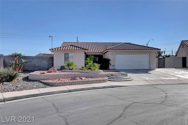 719 Carlitos Avenue, North Las Vegas, NV 89031 (MLS #2286918) :: The Mark Wiley Group | Keller Williams Realty SW
