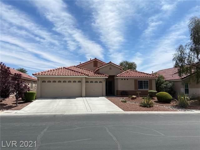 6420 Ruddock Drive, North Las Vegas, NV 89084 (MLS #2286934) :: Signature Real Estate Group